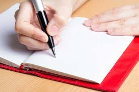 journaling helps lose weight over age 40