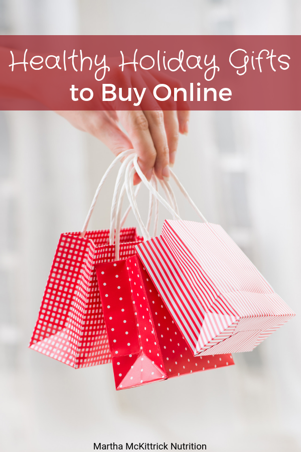 Healthy Holiday Gifts to Buy Online