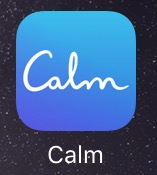top 6 meditation apps Calm