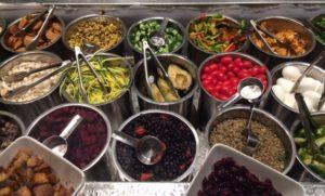 ingredients at Roast Kitchen