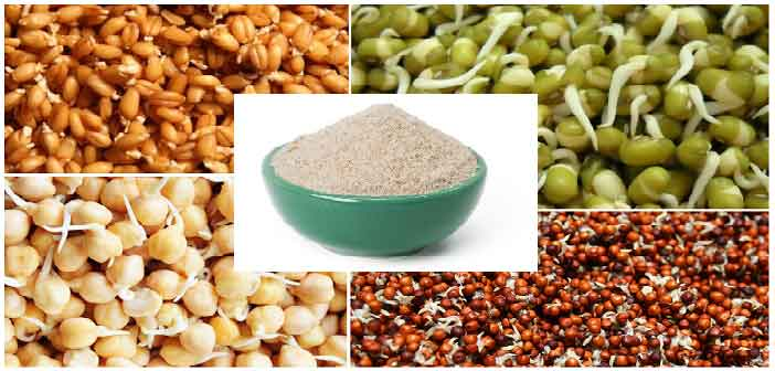 are sprouted grains healthier than whole grains