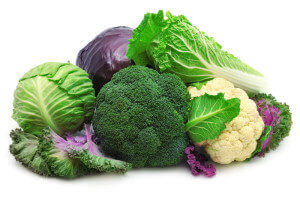 cruciferous vegetable