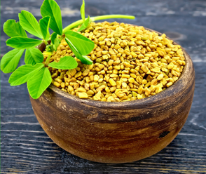 fenugreek helps manage blood sugar