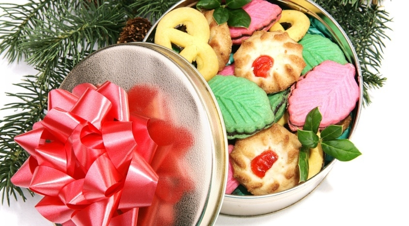 Christmas Cookie Gift