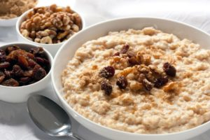 healthy toppings for oatmeal