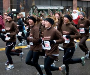 reindeer ladies turkey trot