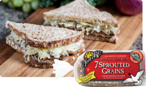 Food for Life sprouted grain bread
