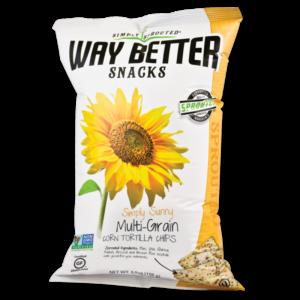 Way Better Multigrain Corn Tortilla Chips