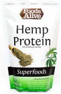 Food's Alive Hemp Protein