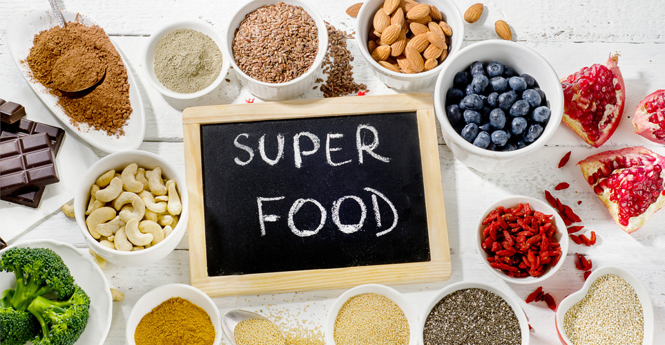best healthy superfoods