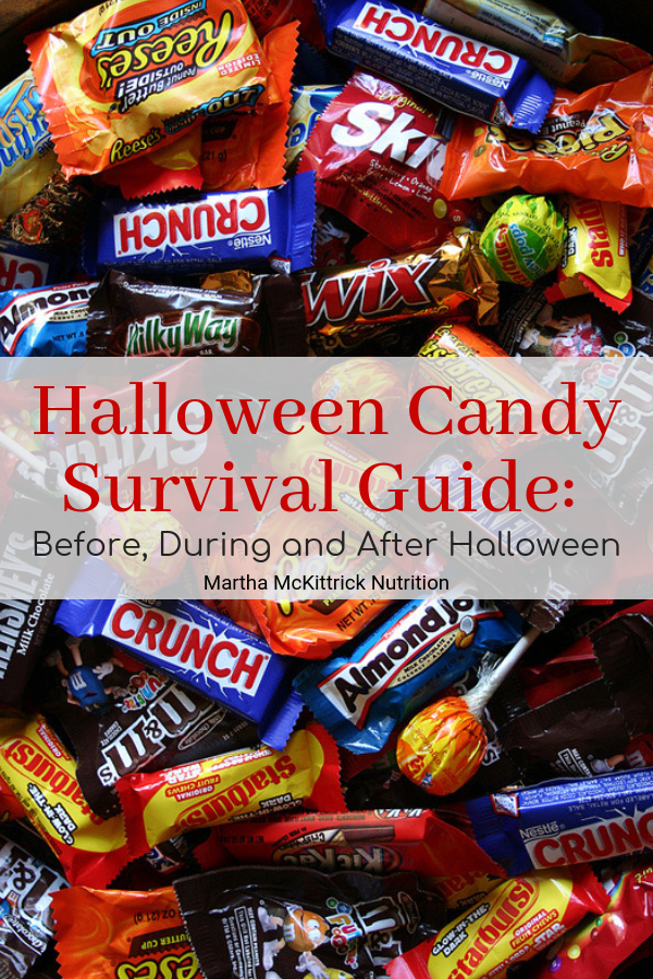 Halloween Candy Survival Guide: Before, During and After Halloween | Martha McKittrick Nutrition