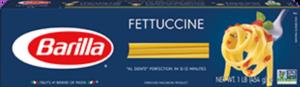 Barilla white fettuccine