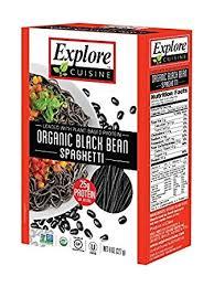 Explore Cuisine Organic Black Bean Pasta
