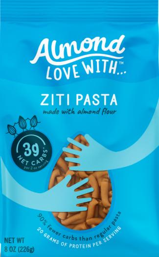 almond pasta