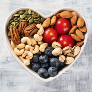 top heart healthy snacks