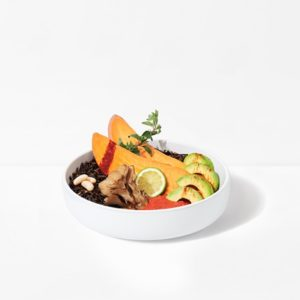 Daily Harvest, sweet potato, wild rice