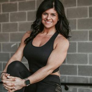 Letisha Bates PCOS and exercise