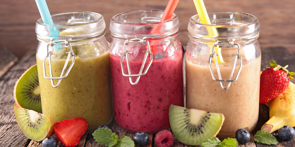 Healthy smoothie recipes for PCOS