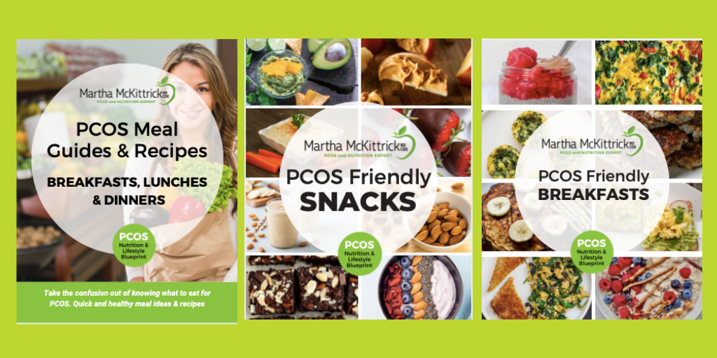 PCOS Recipes and Meal Guides