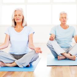 stress reduction for seniors