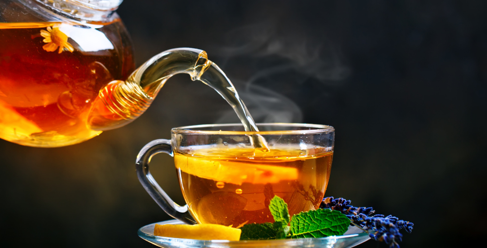 health benefits of tea for PCOS